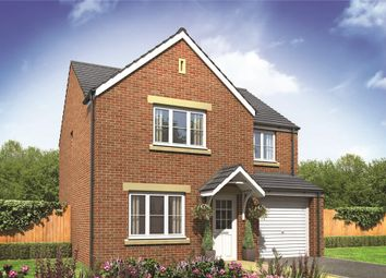 "Thumbnail 4 bed detached house for sale in ""The Roseberry"" at Rhes Gwaith Tun, Morfa, Llanelli"