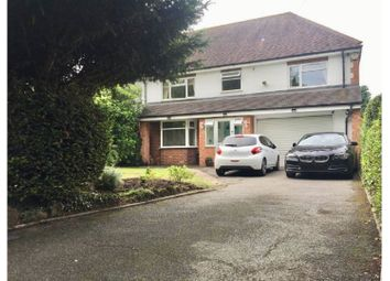 5 bed semi-detached house for sale in Birmingham Road, Walsall WS5