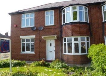Thumbnail 2 bed flat to rent in Monks Avenue, Whitley Bay