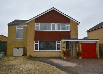 Thumbnail 4 bed detached house for sale in Corfe Road, Melksham