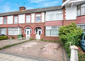 Thumbnail 4 bed terraced house for sale in Chatsworth Avenue, Portsmouth