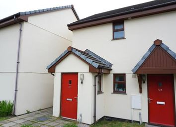 Thumbnail 1 bed flat for sale in St Dennis, St Austell, Cornwall