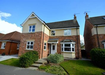 Thumbnail 4 bed detached house for sale in The Orchard, Leven, East Yorkshire