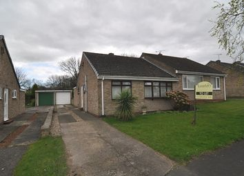 Thumbnail 2 bedroom semi-detached bungalow to rent in Parkside, Spennymoor