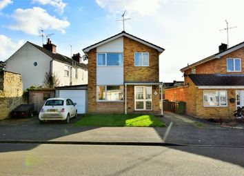 Thumbnail 3 bed detached house for sale in Duck End, Wollaston, Northamptonshire