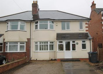 Thumbnail 4 bed semi-detached house for sale in Whitehouse Common Road, Sutton Coldfield