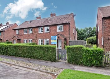 Thumbnail 4 bed semi-detached house for sale in The Garth, Crosby-On-Eden, Carlisle