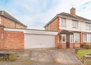 Kedleston Road, Hall Green, Birmingham B28. 3 bed semi-detached house for sale