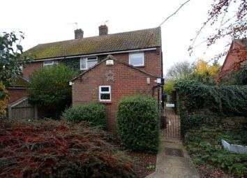 Thumbnail 3 bed semi-detached house to rent in Radwell Road, Milton Ernest, Bedford