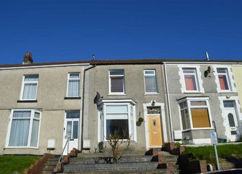 Thumbnail 2 bed terraced house for sale in Coed Saeson Crescent, Swansea