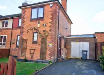 Thumbnail 3 bed semi-detached house for sale in Bendbow Rise, Leicester