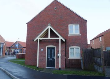 Thumbnail 1 bed flat for sale in Poachers Chase, Wragby, Market Rasen