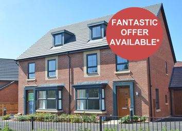 "Thumbnail 6 bed semi-detached house for sale in ""Reigate 2"" at Nottingham Business Park, Nottingham"
