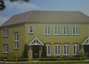 Thumbnail 3 bed semi-detached house for sale in Newton Abbot Way, Bourne
