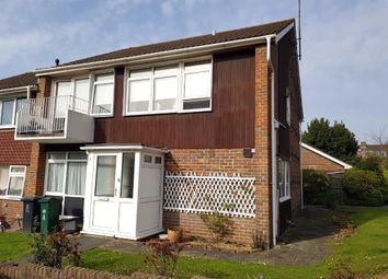 Thumbnail 2 bed flat to rent in Caisters Close, Hove, East Suusex