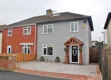 3 bed semi-detached house for sale in Kenwood Road, Fareham PO16
