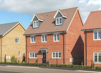 """Thumbnail 4 bedroom property for sale in """"The Oatfield"""" at Cotts Field, Haddenham, Aylesbury"""