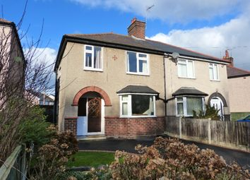 Thumbnail 3 bed semi-detached house for sale in Nant Ddu, St. George, Abergele