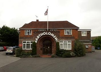 Thumbnail Office for sale in Bartholomews, Bognor Road, Chichester, West Sussex