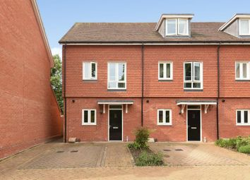 Thumbnail 3 bed end terrace house to rent in Cholsey Meadows, Wallingford