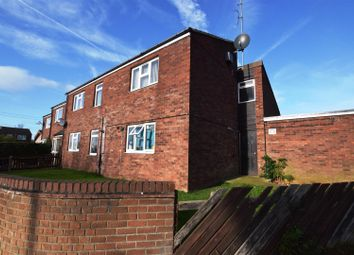 Thumbnail 2 bed flat for sale in Larch Close, Grantham