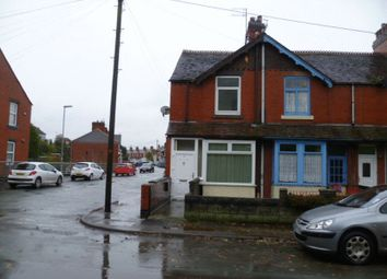 Thumbnail 2 bed flat to rent in Junction Road, Leek