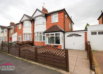 Thumbnail 3 bedroom semi-detached house for sale in Kirkland Road, Braunstone Town, Leicester