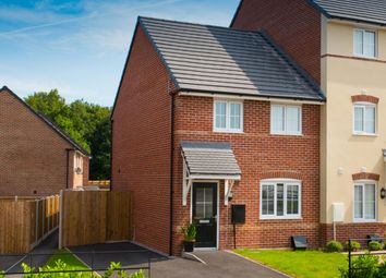"Thumbnail 3 bed terraced house for sale in ""Finchley"" at Winnington Avenue, Northwich"