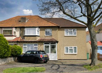 Thumbnail 5 bed semi-detached house for sale in Orchard Way, Sutton, Surrey