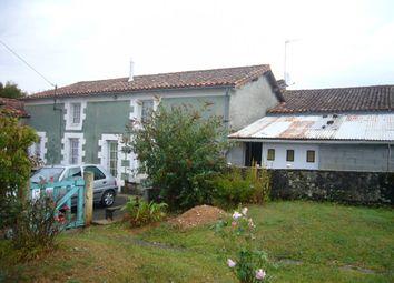Thumbnail 1 bed cottage for sale in 79240, Vernoux-En-Gâtine, Secondigny, Parthenay, Deux-Sèvres, Poitou-Charentes, France