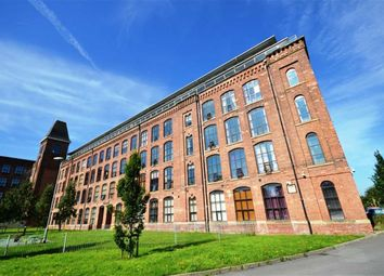 Thumbnail 1 bedroom flat to rent in Victoria Mill, Reddish, Stockport, Greater Manchester