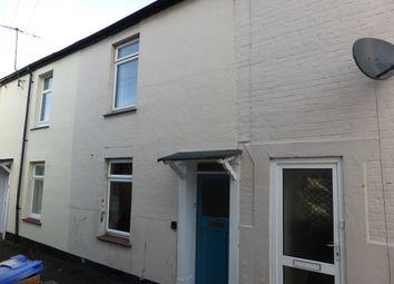 Thumbnail 3 bedroom terraced house to rent in Dews Road, Salisbury