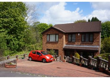 Thumbnail 4 bed detached house for sale in Bryngelli Park, Treboeth