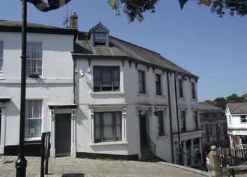 Thumbnail 1 bed flat for sale in Mount Folly, Bodmin, Cornwall