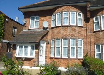 Thumbnail 3 bedroom semi-detached house to rent in Saddlescombe Way, London