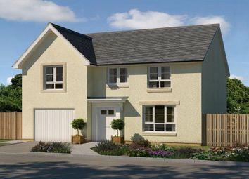 """Thumbnail 4 bed detached house for sale in """"Delgattie"""" at Drumpellier Avenue, Coatbridge"""