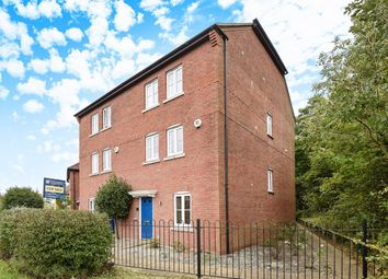 Thumbnail 4 bed town house for sale in Priest Down, Beggarwood, Basingstoke