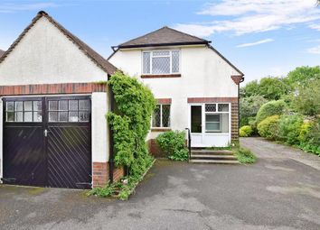 Thumbnail 3 bedroom detached house for sale in The Dale, Waterlooville, Hampshire