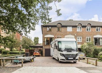 Thumbnail 4 bed property for sale in The Avenue, Berrylands, Surbiton