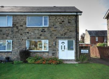 Thumbnail 2 bed terraced house for sale in Beechlea, Stannington, Morpeth