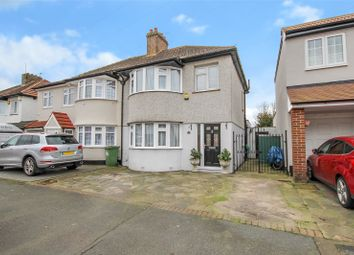 Thumbnail 3 bedroom semi-detached house for sale in Farnham Road, Welling, Kent