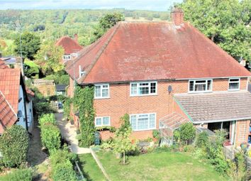 Thumbnail 3 bed semi-detached house for sale in Purley Rise, Purley On Thames, Reading
