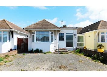 Thumbnail 2 bed semi-detached bungalow for sale in Bristol Avenue, Lancing