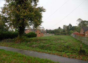 Thumbnail Land for sale in Building Plot, 14 Walkerith Road, Morton, Gainsborough, Lincolnshire