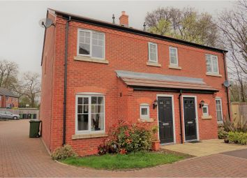 Thumbnail 3 bedroom semi-detached house for sale in Kings Court, Bridgnorth