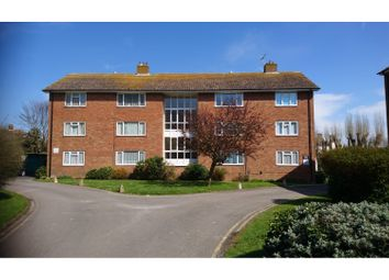 Thumbnail 2 bed flat for sale in Meadway Court, Worthing
