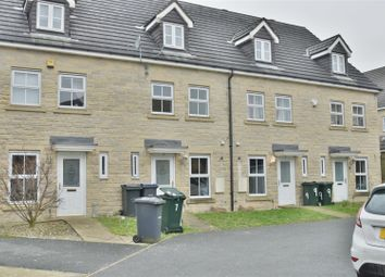 Thumbnail 4 bed terraced house for sale in Naden Close, Queensbury, Bradford