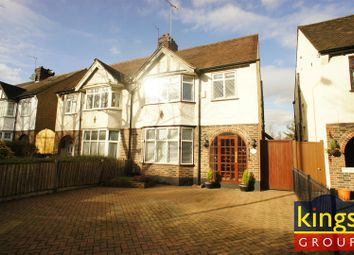 Thumbnail 4 bed semi-detached house for sale in Whitehall Road, London