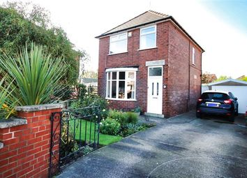Thumbnail 3 bed detached house for sale in Stradbroke Road, Woodhouse, Sheffield