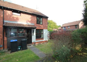 Thumbnail 1 bed terraced house to rent in Tolvaddon Close, Horsell, Woking